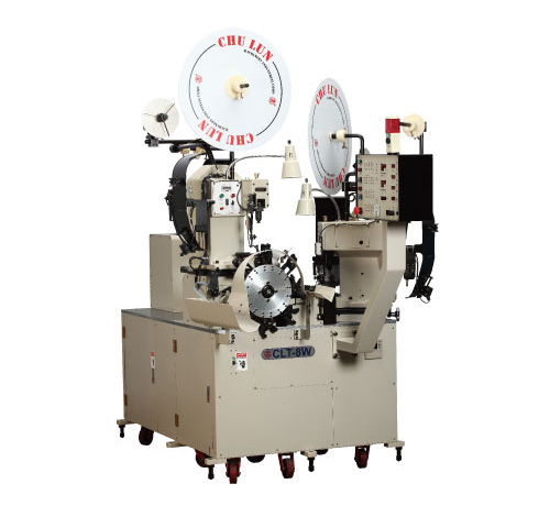 Fully Automatic Terminal Cutting, Crimping, Stripping Machine